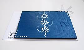 Papiernictvo - Slovenské ľudové drevené pohľadnice - 7571450_