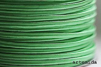 Galantéria - sutaška zelená A061 - 7571121_