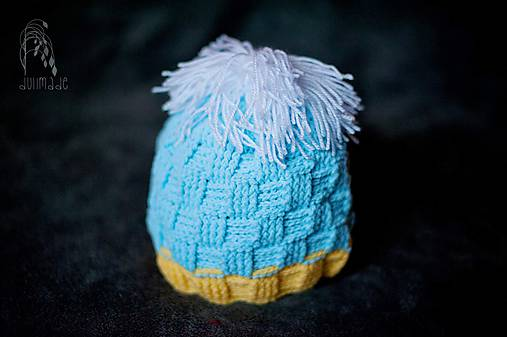 7ffcb4257 Čiapka na zimu / Dulimade - SAShE.sk - Handmade Detské čiapky