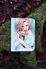 "- "" Fox Hug"" Diary - 7573636_"