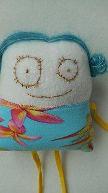 Hračky - Klára bábika - 7574170_