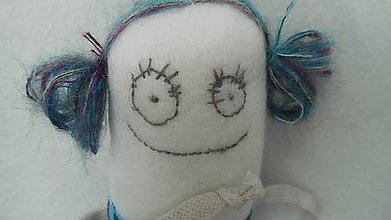 Hračky - Janka bábika - 7574194_