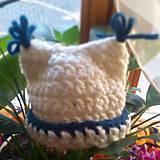 Detské čiapky - Čiapka mini - 7574039_