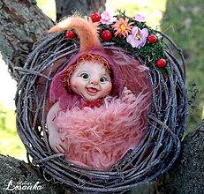 Bábiky - ♥ Malý Elfík FEIA ♥ - 7577656_