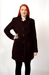 Kabáty - Dlhý zimný kabát - 7573872_