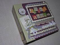 Papiernictvo - Jubilejný fotoalbum k okrúhlym narodeninám - 7574008_