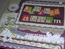 Papiernictvo - Jubilejný fotoalbum k okrúhlym narodeninám - 7574009_