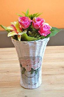 Dekorácie - váza - 7576806_