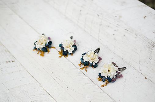 """Kvetinové pukačky """"ranný mrázik"""""""