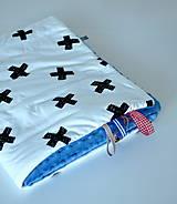 Textil - Deka Plusy čierne - 7576076_