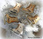 Drevené korčule-Vintage ozdôbky :)