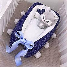 Textil - Hniezdo pre novorodeniatko - Folk Ribbon - 7580515_