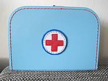 Iné tašky - Doktorsky kufrik pre deti - velky - 7580033_