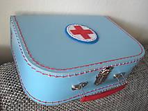 Iné tašky - Doktorsky kufrik pre deti - velky - 7580034_