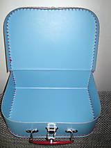 Iné tašky - Doktorsky kufrik pre deti - velky - 7580035_