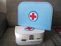 Iné tašky - Doktorsky kufrik pre deti - velky - 7580036_