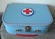 Iné tašky - Doktorsky kufrik pre deti - velky - 7580038_