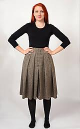 Nohavice - Kraťasová sukňa - 7578606_