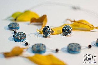 Sady šperkov - Čakankový set - 7581507_