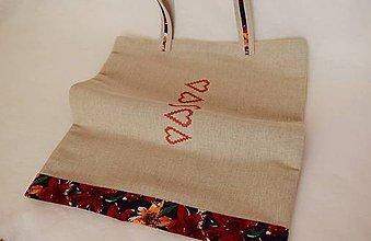 Nákupné tašky - Nákupná taška - klasik luxus - 7579866_