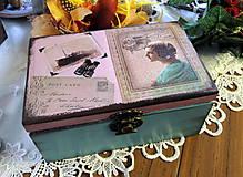 Krabičky - Šperkovníčka - 7579071_