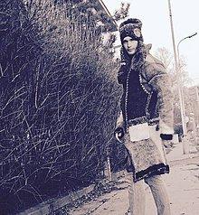 Oblečenie - Origo pansky svetroško light - 7581393_