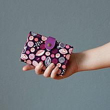 Peňaženky - Peňaženka Listy - 7583307_