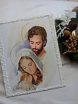 Obrázky - Obrázok Svätá rodina - 7585095_