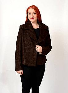 Kabáty - Krátky zimný kábat - 7582195_
