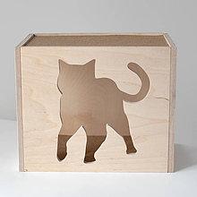 Pre zvieratká - Nástenný mačací domček - 7584181_