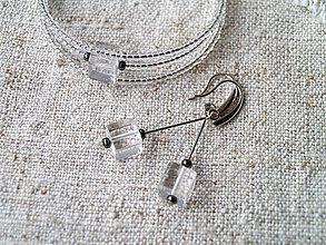 Sady šperkov - sada s krištáľom - 7583017_