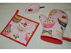 Úžitkový textil - mafinky - 7585617_