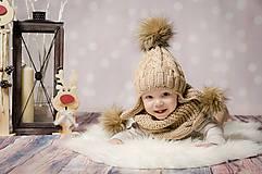Detské čiapky -  - 7587302_