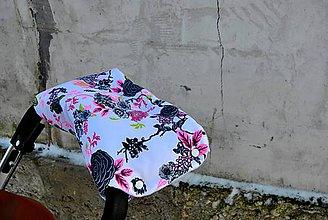 Textil - S ružami - 7586771_