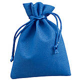 Textil - Vrecúško - modré - 7587889_