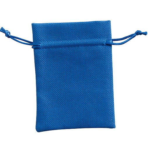 Vrecúško - modré