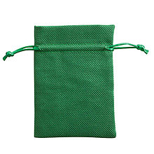Textil - Vrecúško - zelené - 7587864_