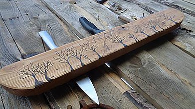 Pomôcky - Nožová doska