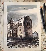 Spisska Sobota kostol