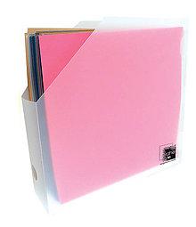 Pomôcky/Nástroje - RG01 Skladovací kufrík 30x30cm 200 hárkov - 7588024_
