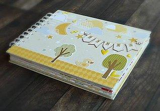Papiernictvo - ALBUM - fotoalbum pre dievčatko-Leto,príroda,kvietky,zvieratká - 7586978_