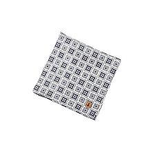 Doplnky - Vreckovka do saka Deco square - 7591766_