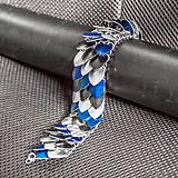 Náramky - Sea dragon - náramok - 7590210_