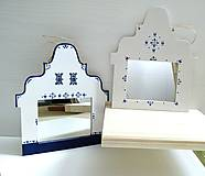 Zrkadlá - Folk zrkadlo - domček - 7591248_