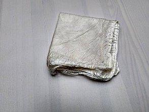 Iný materiál - Hodvábne vreckovky - 7590279_