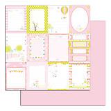 - PS109_5 Obojstranný papier č.5   30,5 x30,5 cm 180g/m² z kol - 7590704_