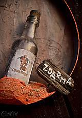Tabuľka na dvere - pre milovníka rumu