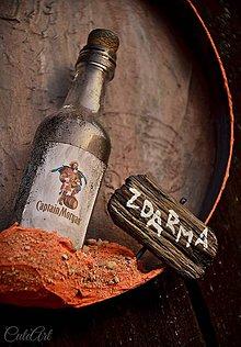 Tabuľky - Tabuľka na dvere - pre milovníka rumu - 7591137_