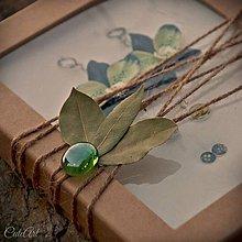 Náušnice - Orchid Vibes - darčeková sada - náušnice/3 páry - 7591294_