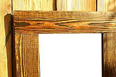 Zrkadlá - Zrkadlo zlaty palisander - 7589441_